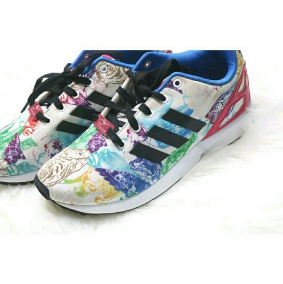newest c7d80 78bb7 Adidas Kids Dx Fusion Torsion Sneakers Sz 3